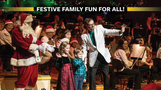 Kansas City Symphony Christmas Festival