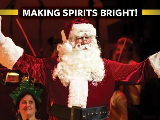 Making Spirits Bright - Santa