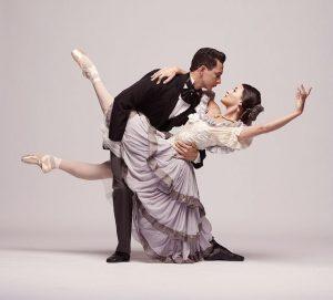 Dancers Emily Mistretta and Lamin Pereira dos Santos   Photography by Kenny Johnson