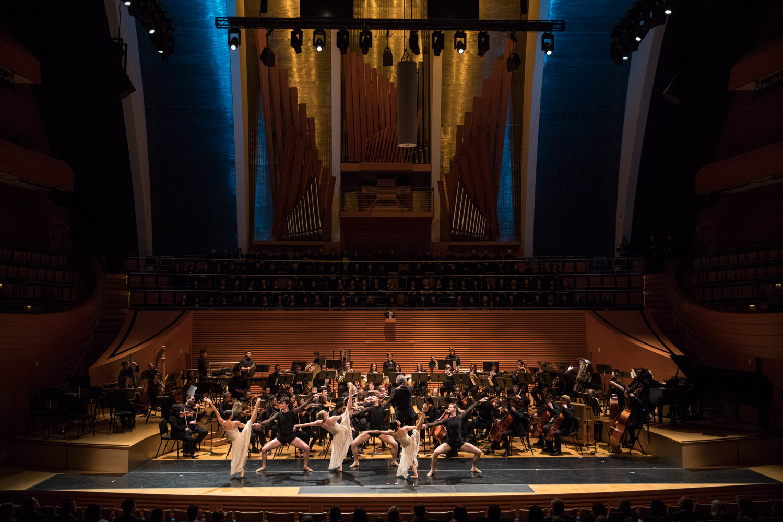 UMKC Wind Symphony and Dancers